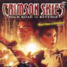 Crimson Skies xbox game