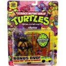 tmnt ninja turtle 25th donatello with exclusive dvd moc