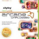arcade unplugged Xbox 360 new