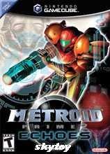 metroid prime echoes gamecube game