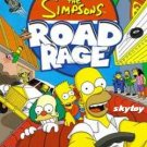 Simpsons road rage ps2 game