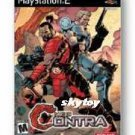 neo contra ps2 game