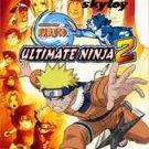 naruto ultimate ninja 2 ps2 game