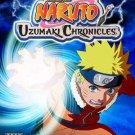 naruto ultimate ninja uzumaki chronicles ps2 game