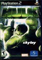 hulk ps2 game