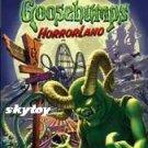 Goosebumps HorrorLand ps2 game