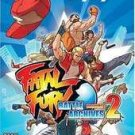 Fatal Fury: Battle Archives Volume 2 ps2 game