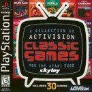 activision classics playstation game