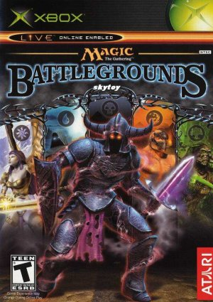 Magic: The Gathering - Battlegrounds xbox game