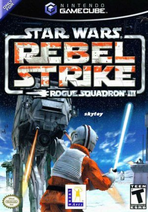 Star Wars Rogue Squadron III: Rebel Strike gamecube