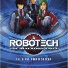 Robotech: Macross Saga - First Robotech War new