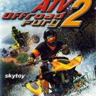 atv offroad fury 2 ps2 game