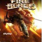 fireblade ps2 game