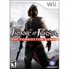 prince of persia forgotten sands wii game