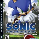 sonic the hedgehog ps3 game