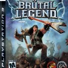 brutal legend ps3 game