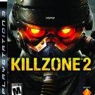 kill zone 2 ps3 game