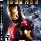 iron man ps3 game