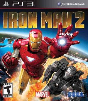 iron man 2 ps3 game