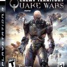 quake wars enemy territory ps3 game