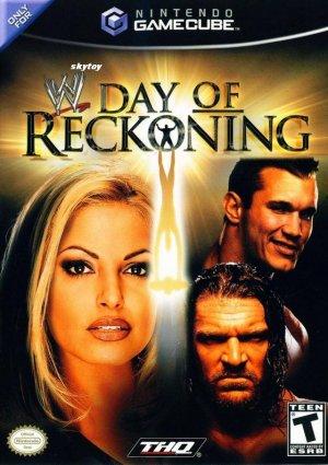 WWE Day of Reckoning gamecube