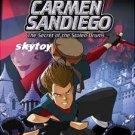 Carmen Sandiego gamecube
