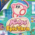 kirby epic yarn wii