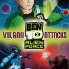 ben 10 alien force vilgax attack wii