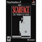 scarface collectors edition ps2