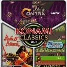 konami classics volume 2 xbox 360 new