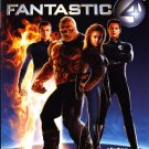 fantastic 4 four ps2 game