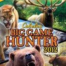 Cabela's Big Game Hunter 2012 Nintendo Wii  new
