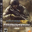 Socom Confrontation and Gran Turismo 5 Prologue ps3 games