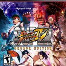 super street fighter 4 arcade edition ps3