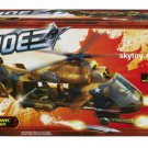 gijoe eagle hawk tomahawk helicopter with lift-ticket misb
