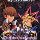Yu-Gi-Oh: Falsebound Kingdom gamecube & yu gi oh! battle city duels: special edition dvd