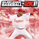 Major League Baseball 2K11 xbox 360 new