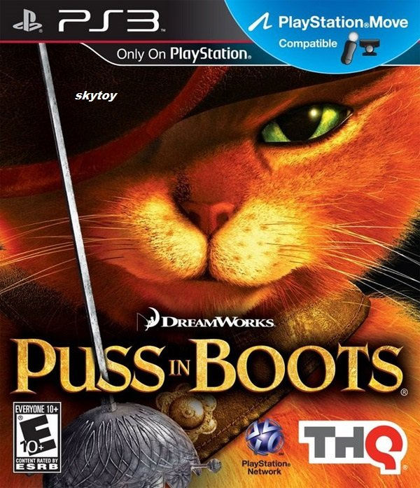 puss in boot ps3