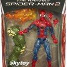 amazing spiderman 2 marvel legends misb