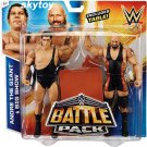 wwe andre the giant and big show moc
