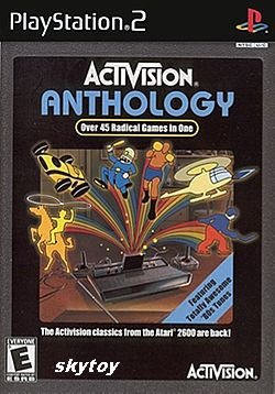 activision anthology ps2 game