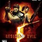 resident evil 5 xbox 360 game