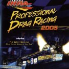 IHRA professional drag racing 2005 xbox game