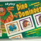 Dino Dominos - a matching game