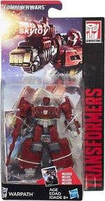 warpath transformers legend moc