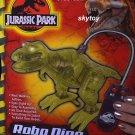Jurassic park robo dino t-rex misb