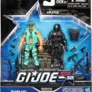 gijoe gung ho and cobra shadow guard brand new