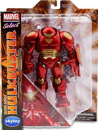 Marvel Select hulkbuster moc