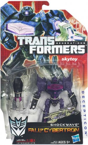 transformers generations fall of cybertron shockwave mosc