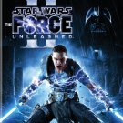 star wars the force unleashed 2 wii game
